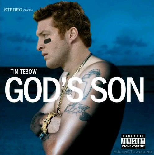 Tim Tebow, Son of Man.